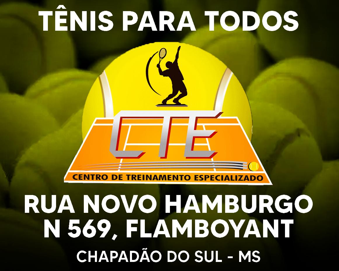 23 Instituto Tênis para Todos Centro de Treinamento Especializado