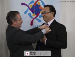 Posse da diretoria 2020/2021 do Rotary Club