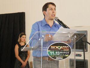 Abertura da Tecnoagro 2020 – 11/03