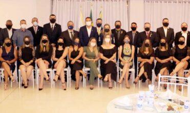 Lions Clube Chapadão do Sul realizou reunião festiva de posse da diretoria e associados