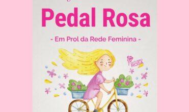 Pedal Rosa acontece neste domingo, venha com sua família