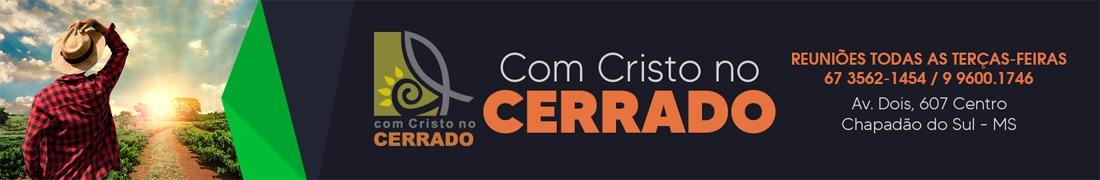 17 COM CRISTO NO CERRADO