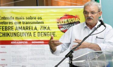 Geraldo Resende tem celular clonado por falso integrante do Ministério da Saúde