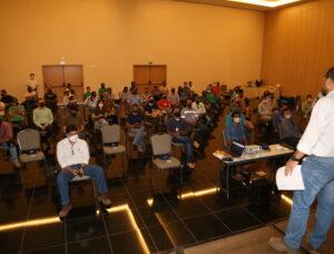 Workshop de Prevenção e Combate a Incêndios Rurais da Ampasul