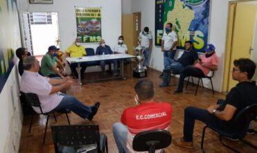 Clubes definem Estadual 2021 com hexagonal final