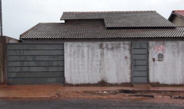Vende-se casa no Esplanada III em fase de acabamento