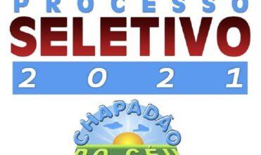 Prefeitura Municipal de Chapadão do Céu abre processo seletivo