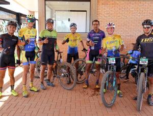 Rachadão e Passeio Solidário 2021 de ciclismo