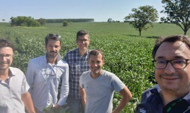 Fundação Chapadão volta a comprovar a grande possibilidade do desenvolvimento da soja em Paranaíba