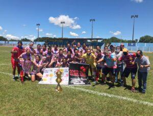 Serc vence o Aquidauanense da Gama e conquista o bicampeonato feminino de futebol de MS