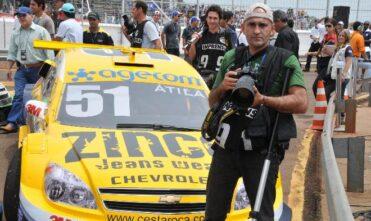 Morre o fotojornalista do Correio do Estado, Valdenir Rezende